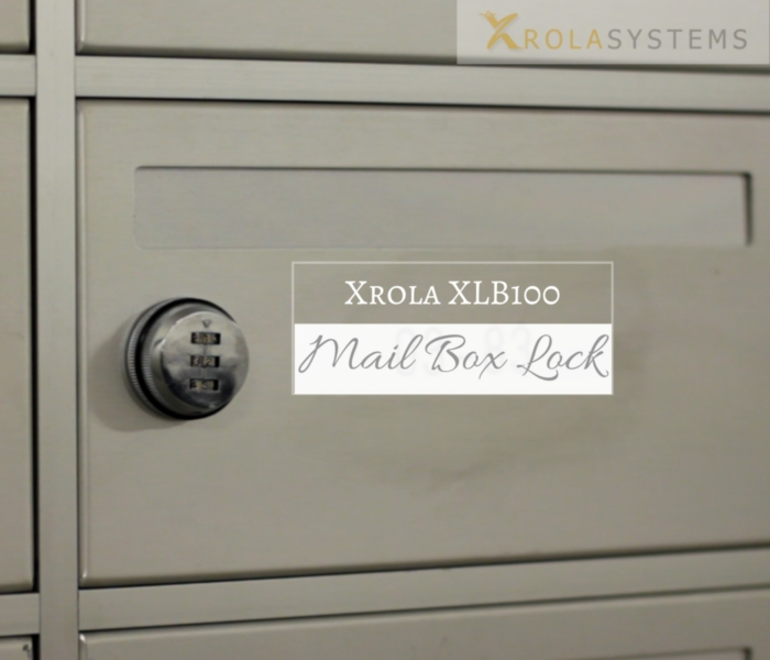 Mail Box Lock $49